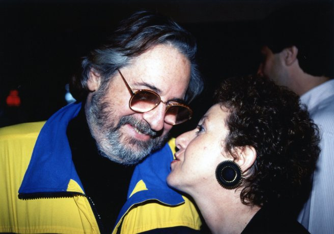 With my client Phil Ramone who I adored @PechterPhoto